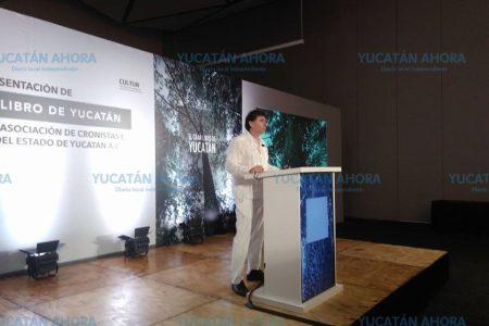 Presentan la obra editorial El Gran Libro de Yucatán