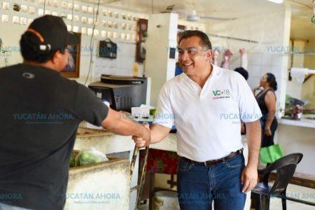 Cinco nuevos mercados se construirían en Mérida si gana Víctor Caballero