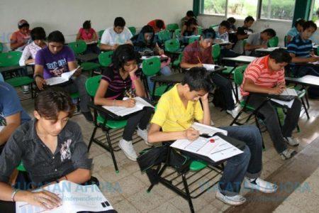 Este sábado se presenta el examen de ingreso a bachillerato