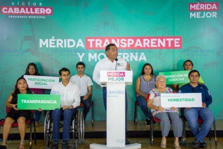 Mérida ya no se puede gobernar de la misma manera, afirma Víctor Caballero
