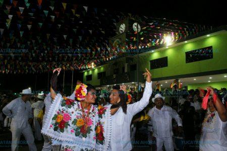 Concluye con saldo blanco tradicional fiesta de Kanasín