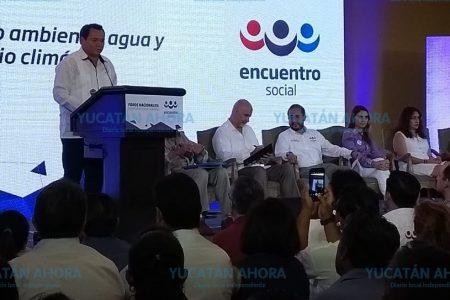 Rumbo a la elección del 1 de julio, debaten sobre temas ambientales