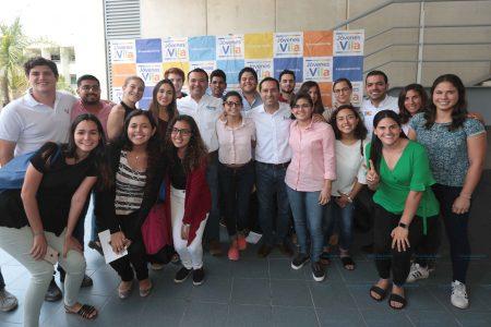 Mi prioridad será que los jóvenes ganen más: Mauricio Vila