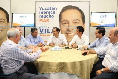 Mauricio Vila ofrece instalar cámaras de vigilancia en los 106 municipios