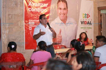 Vamos a regresar a entregar resultados: Jesús Vidal