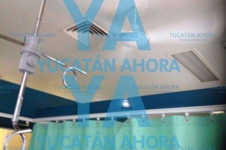 Denuncian graves deficiencias en hospital Juárez del IMSS