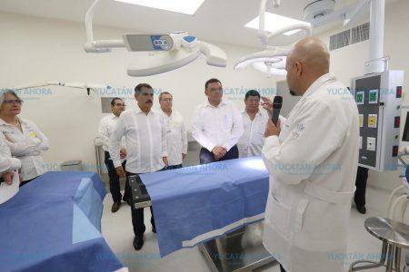 Entra en operación la clínica hospital del Issste en Mérida