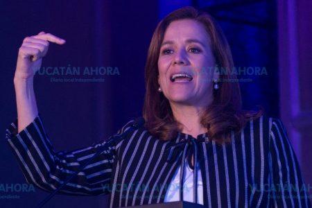 Renuncia Maragarita Zavala a su candidatura a la Presidencia