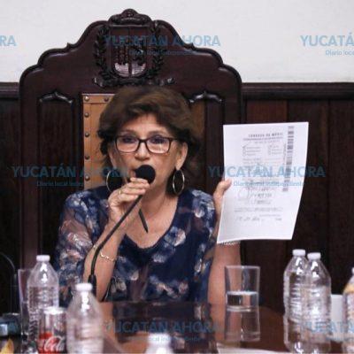 Alcaldesa meridana llama a las instituciones a no politizar la justicia