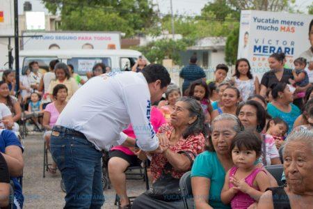 Víctor Merari subraya el papel fundamental de las madres en la política