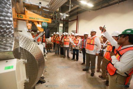 En tres plantas recién inauguradas, Kekén invirtió alrededor de 200 millones de dólares