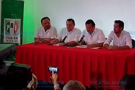 El PRI acusa al PAN de hacerle guerra sucia en Yucatán