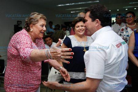 La familia, siempre en el centro de las acciones de gobierno: Sahuí
