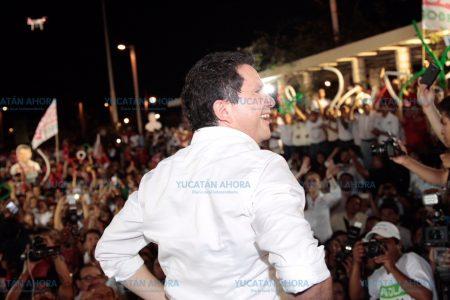 Dos encuestas dan como ganador del debate a Mauricio Sahuí