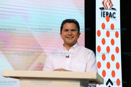 Ven a Mauricio Sahuí como ganador del primer debate Yucatán 2018