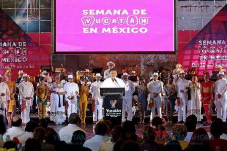 Mañana se inaugura la sexta edición de la Semana de Yucatán en México