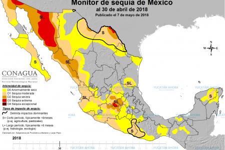 Gracias a las lluvias disminuye 40 por ciento la sequía en Yucatán