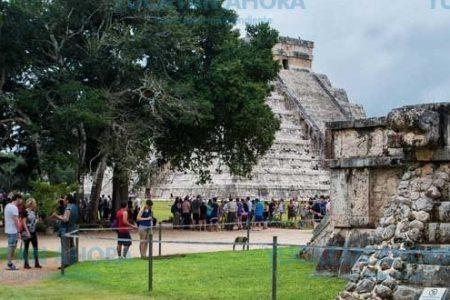 Desaprovechan turísticamente fenómeno solar en zonas arqueológicas