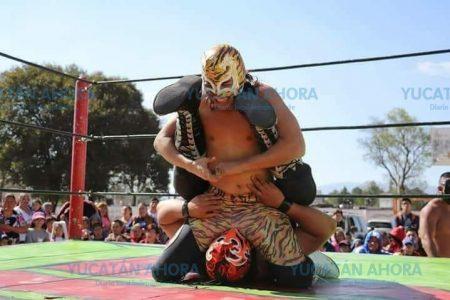 Personaje yucateco: luchador