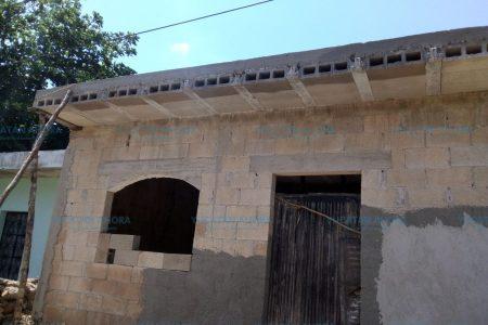 Familias yucatecas ya cuentan con un techo digno
