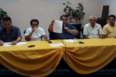 El PRI está desesperado: Tonatiuh Villanueva