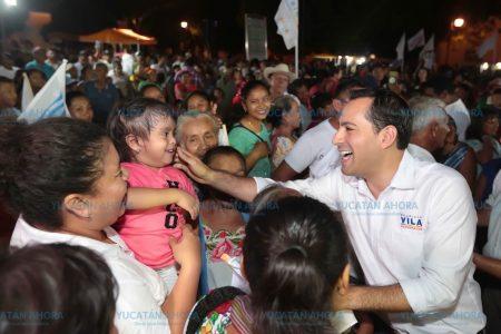 En Yucatán tenemos una deuda histórica con las mujeres: Vila