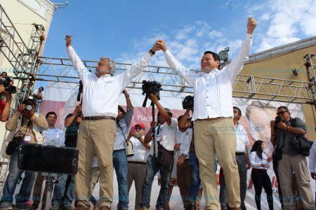 Piden que Yucatán sea parte de la transformación del país
