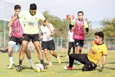 Intenso entrenamiento de Venados para enfrentar a Monterrey