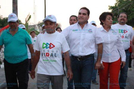 Vidal Peniche apuesta por el crecimiento de la ganadería en Buctzotz