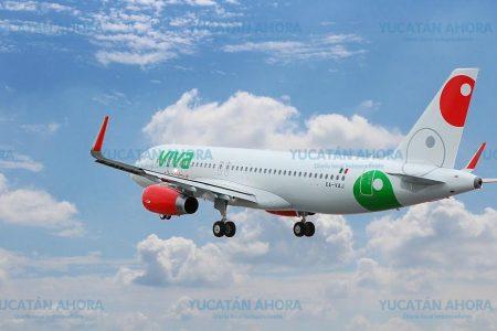Incidente en avión de Viva Aerobús: por precaución vuelve a Mérida
