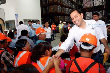 Impulso al autoempleo y emprendimiento es la estrategia de Vila contra los bajos salarios