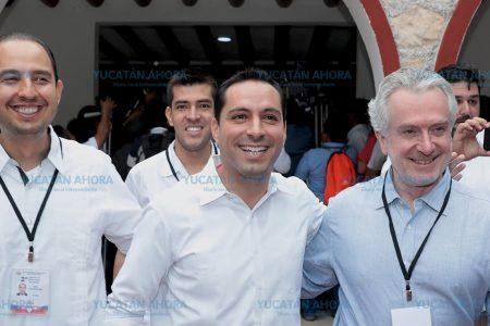 Yucatán está listo para dar un salto adelante: Mauricio Vila