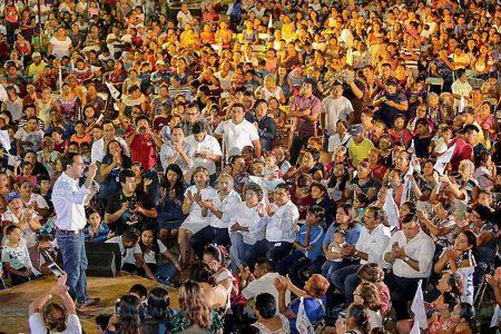 La participación ciudadana será la garantía de mi gobierno: Mauricio Vila
