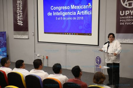 Yucatán, sede de encuentro nacional de Inteligencia Artificial