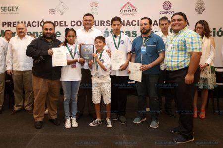 Niña de la comisaría de Molas va Bulgaria por el campeonato mundial de matemáticas