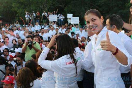 Nuestro voto no debe ser con sentido de venganza: Mary Tony Gasque