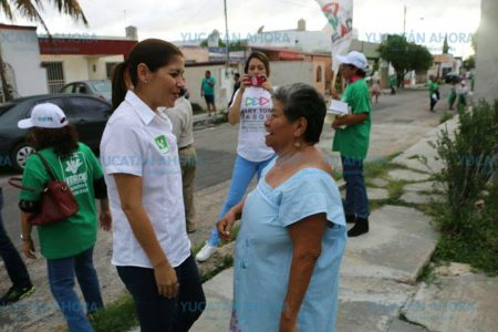 Voy a legislar cerca de la gente y voy a regresar a las colonias: Mary Tony Gasque