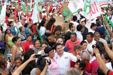 El 1 de julio se defenderá lo que se ha hecho bien en Yucatán: Sahuí