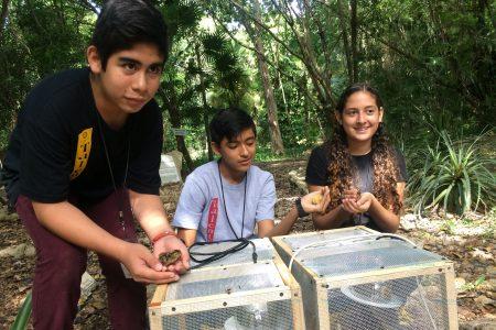 Impulsan la vocación científica en niños de Yucatán
