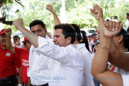 Se compromete Mauricio Sahuí a dotar de ambulancia de traslado a los 106 municipios