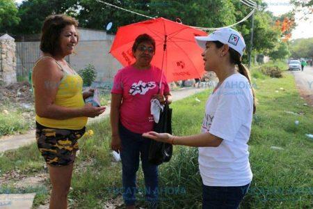 Mary Tony Gasque gestionará dinero para más cámaras de video-vigilancia y más policías