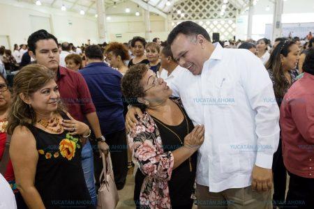 Reconocimiento a la fuerza que hace del Gobierno de Yucatán el mejor evaluado