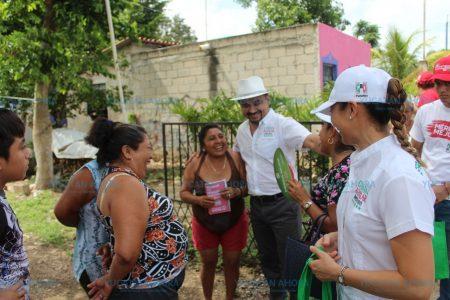 Soy vecino de Ciudad Caucel y conozco sus necesidades: Efraín Aguilar