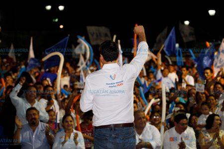 Vamos a generar más y mejores empleos en Yucatán: Vila
