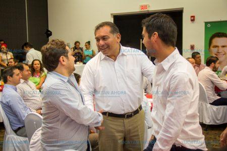Queremos atacar la corrupción desde la raíz: Víctor Caballero