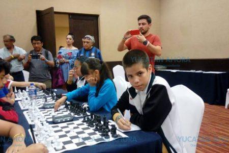 También en el ajedrez escolar brilla Yucatán