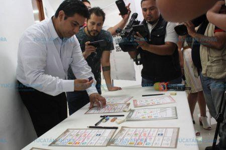 INE realiza simulacro de votación
