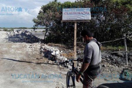 Destruyen ecosistema costero por tener cómodas casas de playa