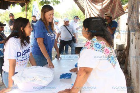 Yo lo que quiero es ayudar a la gente, a los que más lo necesitan: Cecilia Patrón