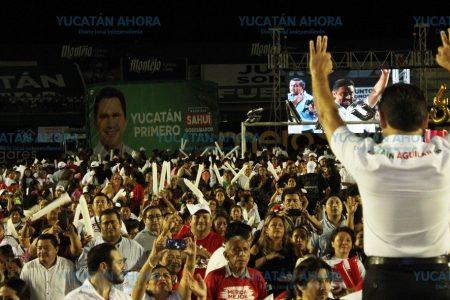 El trabajo en equipo es primordial para llegar al triunfo en Mérida: Efraín Aguilar